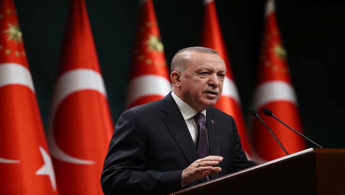 Cumhurbaşkanı Erdoğan, Belarus Cumhurbaşkanı Aleksandr Lukaşenko ile telefon görüşmesi
